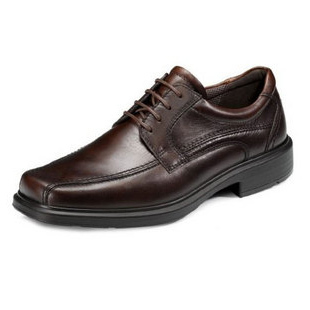 ECCO 爱步 Helsinki Lace-Up 男士舒适正装皮鞋