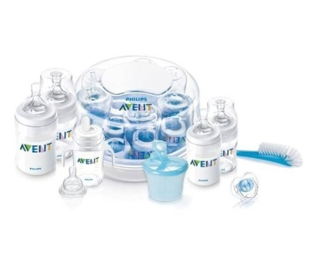 Philips 飞利浦 AVENT 新安怡 Essentials Gift Set 家庭必备套装