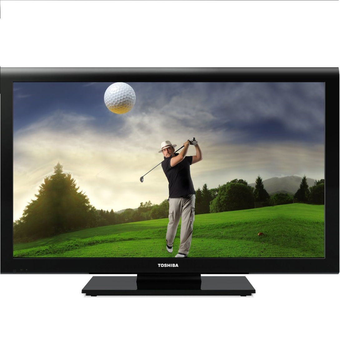 Toshiba 40LV933G 101,6 cm (40 Zoll) LCD-Fernseher