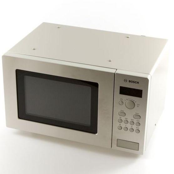 Bosch Mikrowelle 17L 800W silber 微波炉