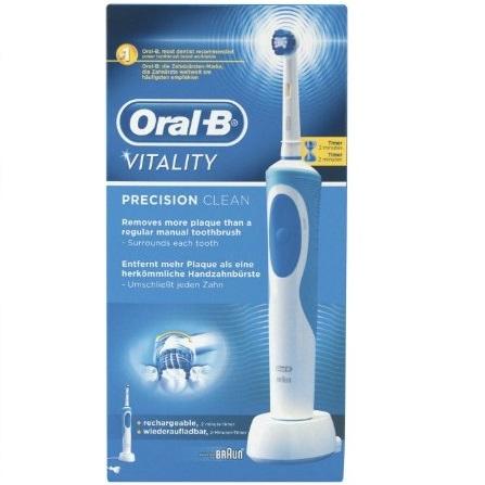 Braun Oral-B Vitality Precision Clean电动牙刷