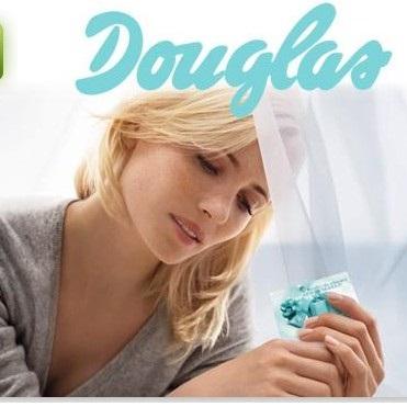 德国知名化妆品网店 Douglas