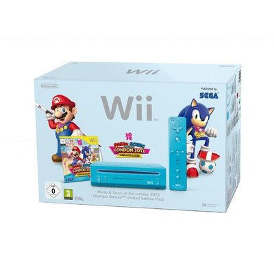 Nintendo Wii – Mario and Sonic at the London 2012 Olympic