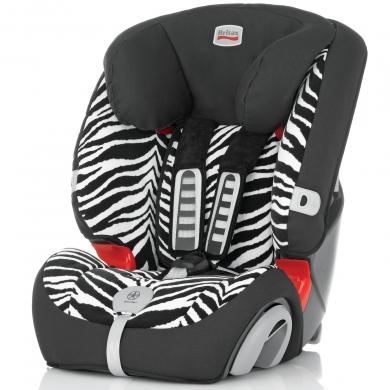 英国Britax百代适儿童安全座椅超级百变王Römer Evolva