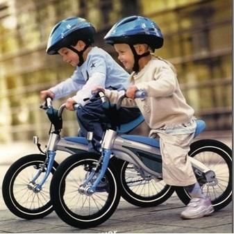 宝马一生随驾 BMW Kidsbike 宝马2016原装儿童自行车