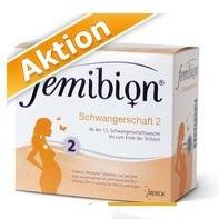 德国妇科医生都推荐的叶酸 Femibion® Schwangerschaft