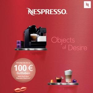 Nespresso咖啡机 Cashback活动