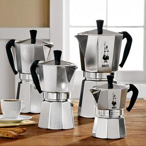 意大利经典老品牌Bialetti 咖啡壶和锅