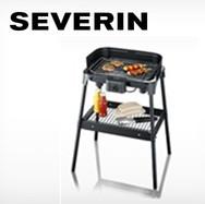 Severin烧烤架、烧水壶、烤面包机等小家电  全部4 – 6.5折!