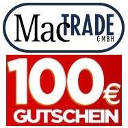 MacTrade 苹果产品直减100欧 学生还有8%优惠