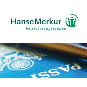 HanseMerkur 探亲访友签证保险