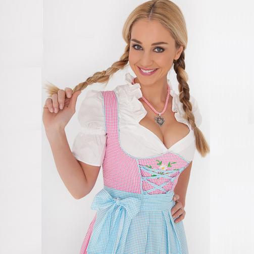 慕尼黑传统服饰
