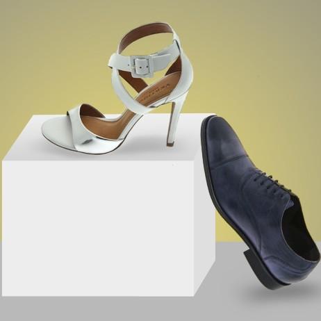 职场复古女郎 Lancaster男女鞋特卖