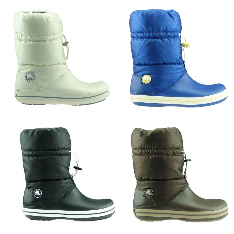 CROCS 冬季女靴