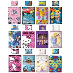 Disney,Hello Kitty,Star Wars卡通儿童床上用品两件套