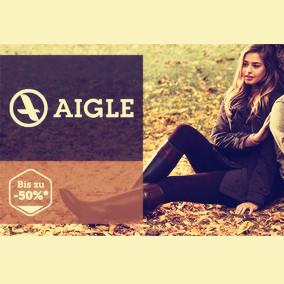 法国知名户外休闲品牌AIGLE
