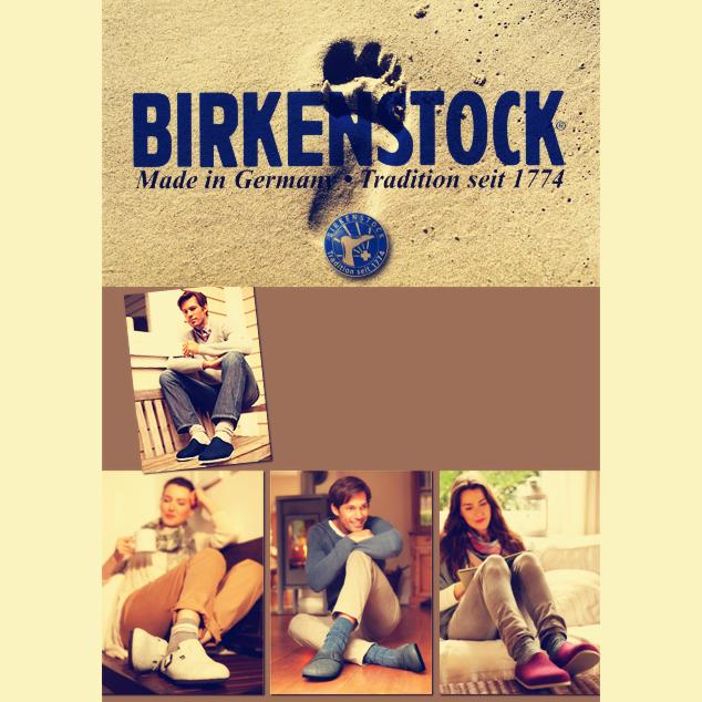 明星都爱的博肯鞋BIRKENSTOCK