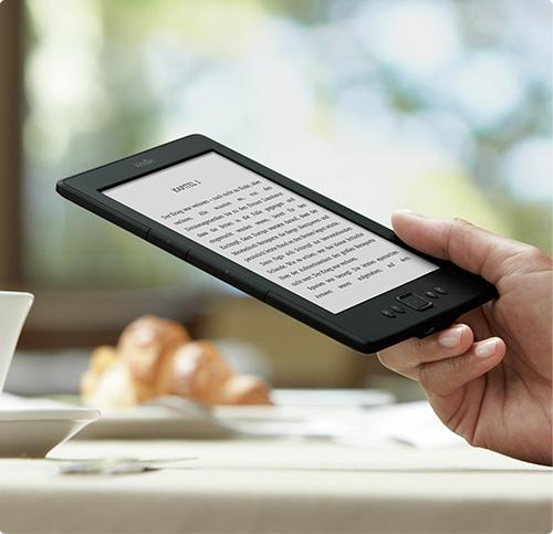 Kindle电子阅读器WiFi版