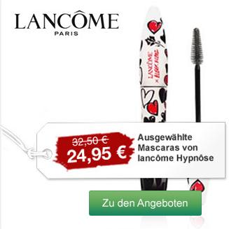 Lancôme Hypnôse系列4款睫毛膏