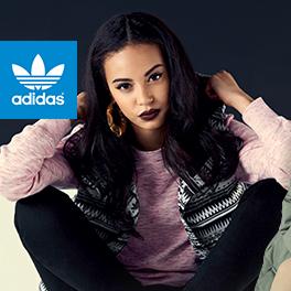 Adidas官方网站 第二轮SALE