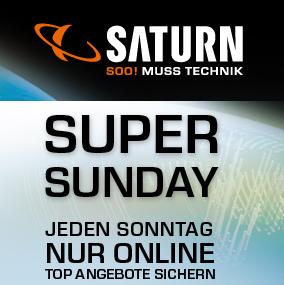 Saturn超级星期天特价