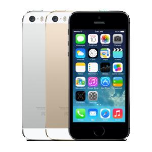 iPhone 5S 16GB 灰色/白色