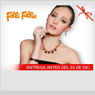 Folli Follie手表、首饰