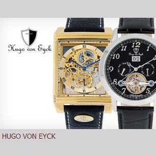 德国Hugo von Eyck品牌男女式腕表