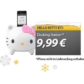 Hello Kitty iPod Docking Station卡通迷你音响