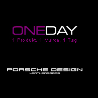Porsche Design男士纯皮肩包