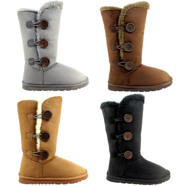 保暖雪地靴
