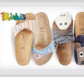 博肯鞋BIRKENSTOCK副牌Birkis凉鞋/拖鞋