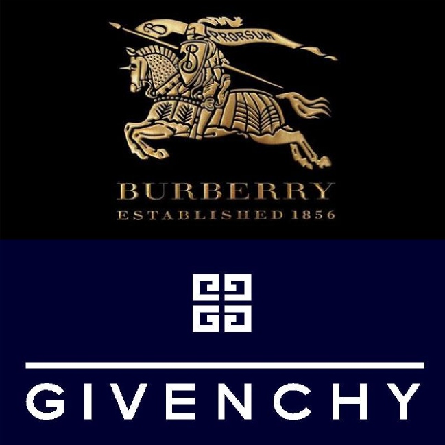 Burberry GIVENCHY等奢侈品牌围巾/丝巾