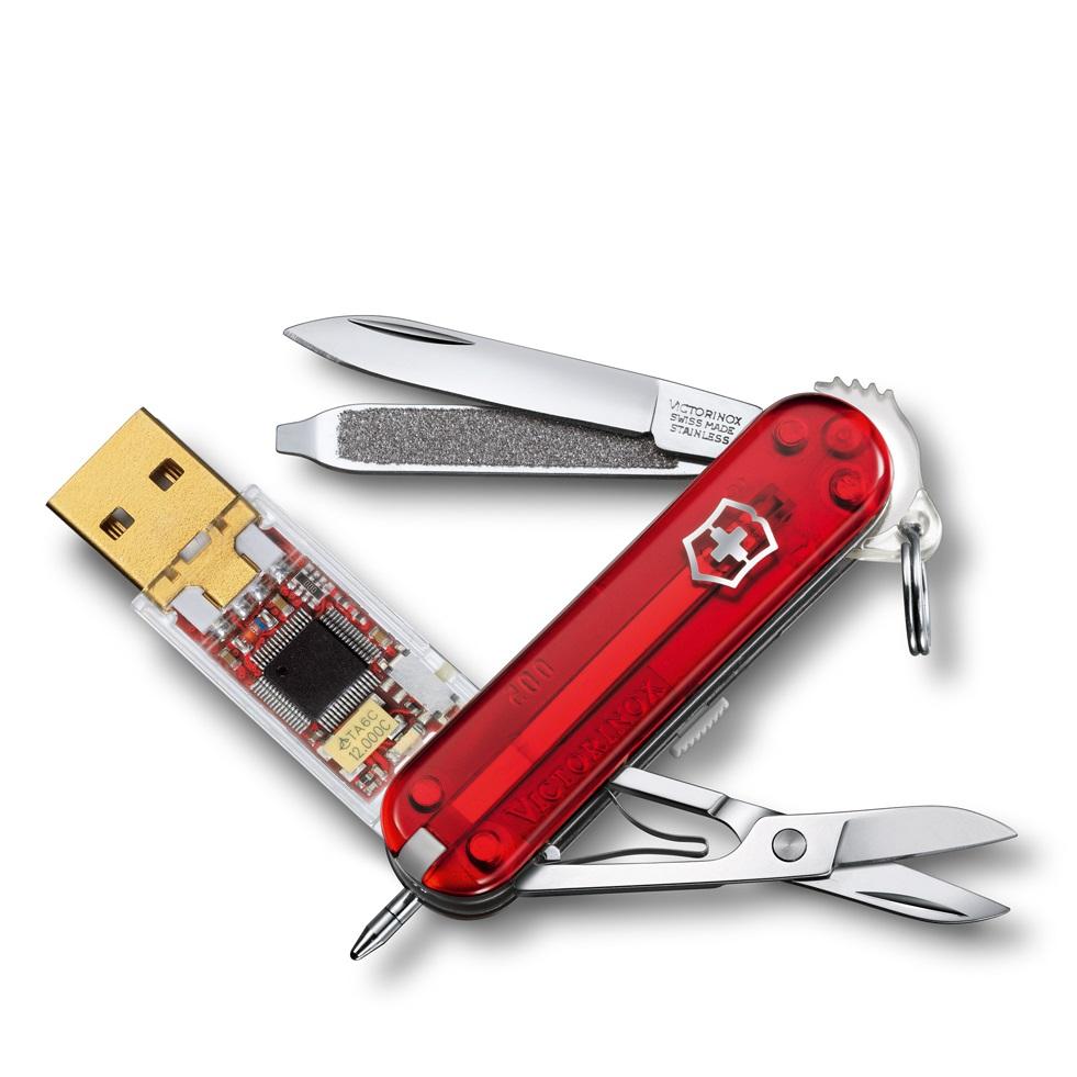 VICTORINOX瑞士军刀带U盘32GB
