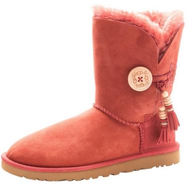 UGG Bailey Charms 和Mini Bailey 雪地靴