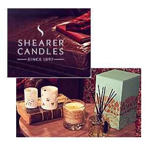 苏格兰精致蜡烛品牌Shearer Candles