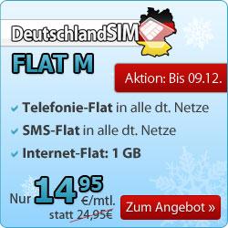 DeutschlandSIM 手机卡