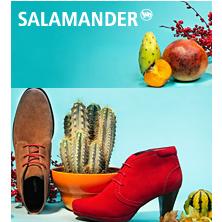 德国口碑好牌SALAMANDER男女鞋履闪购