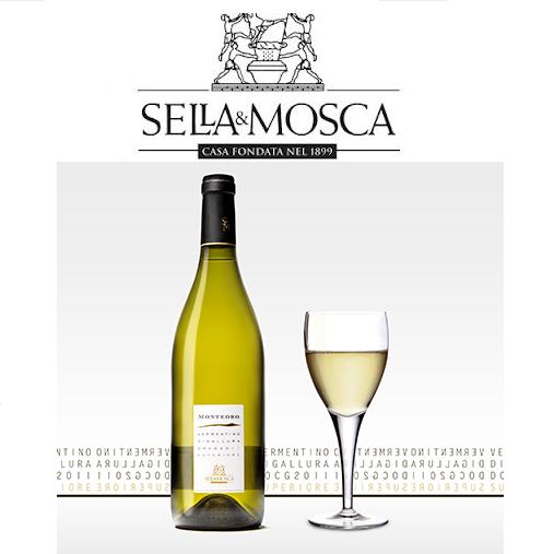 Sella&Mosca白葡萄酒Monteoro-Vermentino di Gallura DOCG 2011