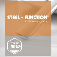 品味生活细节-丹麦STEEL FUNCTION时尚厨房用品