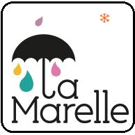 美如童话世界-法国La Marelle手绘风箱包饰品