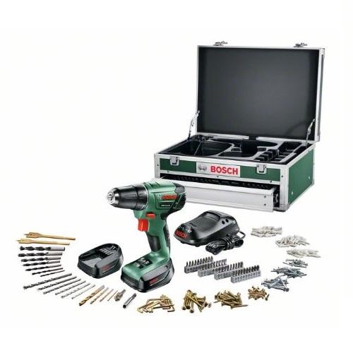 博世 Bosch PSR 12 LI-2 锂电电钻241件套