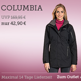 COLUMBIA哥伦比亚女式冲锋衣