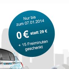 DriveNow免费注册