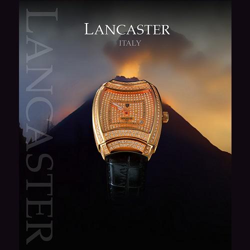 彰显个性-Lancaster Italy高端时尚腕表闪购