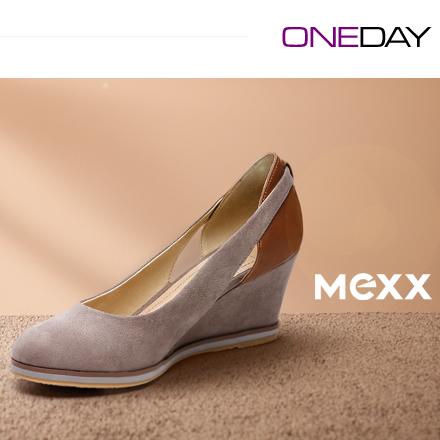 MEXX纯皮女鞋