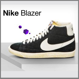 NIKE Blazer开拓者系列板鞋
