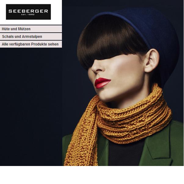 德国品牌Seeberger帽子、围巾、围脖