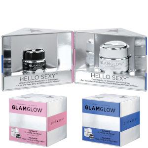 GLAMGLOW黑白发光面膜礼盒