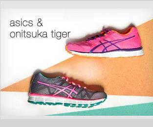 ASICS & Onitsuka Tiger 鬼冢虎运动鞋